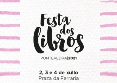 Festa dos Libros de Pontevedra 2021